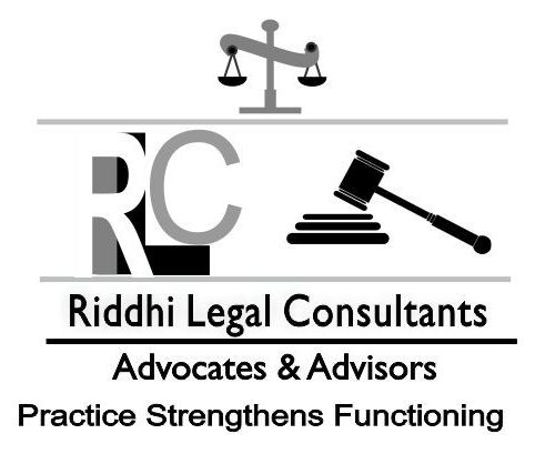WELCOME TO RIDDHI LEGAL CONSULTANTS